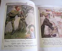 1925 The Old Mother Goose Nursery Rhyme Book by Anne Anderson  1st Edition (5 of 7)
