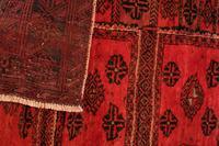 Handmade Persian Baluch Rug (14 of 14)