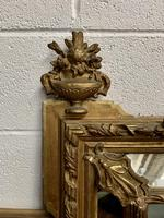 Large 19th Century French Gilt Mirror (5 of 8)