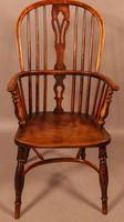 High Windsor Chair in Ash & Elm Rockley Maker
