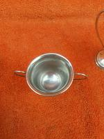 3 x Antique Sterling Silver Hallmarked Silver Trophies Cups C1930's (9 of 12)