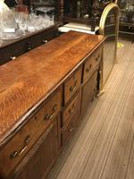 Georgian Oak Dresser Base (11 of 11)