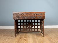 19th Century Chinese Campaign Desk (6 of 7)