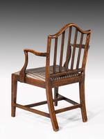 Set of Ten George III Period Mahogany Chairs (2 of 7)