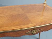 Victorian French Walnut Etagere or Side Table (7 of 15)