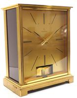 Rare 1960's Jaeger Lecoultre Atmos Mantel Clock – Swiss Made Model VII Red 1967 (2 of 13)