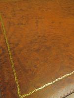 Reproduction Antique Pedestal Desk by Brights of Nettlebed (4 of 16)