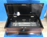 Victorian Rosewood Music Box (11 of 14)