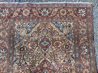 Antique Persian Ispahan Rug (9 of 11)