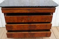 Louis Philippe  Walnut Commode (5 of 7)