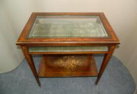 Inlaid Bijouterie Table (2 of 7)