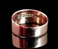Antique Victorian Mizpah Ring, 9ct Rose Gold (6 of 11)