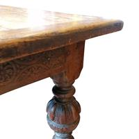 Beautiful 17th Century Oak Refectory Table (5 of 6)