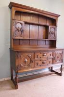 Antique Oak Dresser (3 of 12)