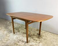 1970's Extending Dining Table by Nathan (3 of 7)