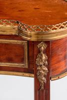 Late 19th Century Mahogany Occasional Table (5 of 6)