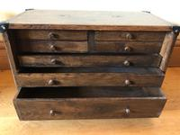 Engineers Desk Chest with 7 Drawers (2 of 11)