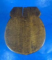 19th Century Beech & Pine Treen Tankard (9 of 11)