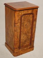 A Beautifully Figured Mid 19th Century Walnut Cupboard (2 of 5)