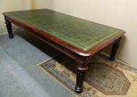 very large library table / boardroom table (6 of 8)