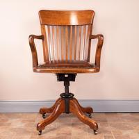 Revolving Office Desk Chair (9 of 13)
