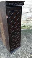Carved Oak Wall Cupboard (8 of 8)