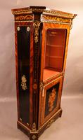 Superb French Display Cabinet Kingwood & Ebony (11 of 12)