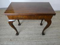 Neat English 18thc Turn Over Top Table (2 of 12)
