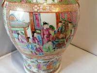 Fine Pair of 19th Century Cantonese Vases (5 of 19)
