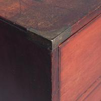 Victorian Teak Two Part Military Chest (5 of 13)