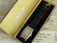 1940s Mid-size Wrist Watch, Box & Papers (2 of 4)