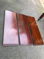 Antique Mahogany 3 Leaf Extending Dining Table (12 of 12)