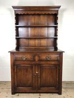 Early 20th Century Oak Dresser (4 of 15)