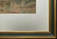 William Charles Goddard Near Saltash Cornish Landscape Painting (13 of 14)