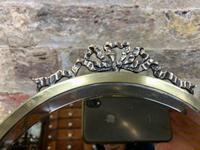 Round Brass Mirror (2 of 5)