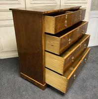 Superb Quality Walnut Chest of Drawers (18 of 18)