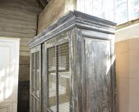 Large Scale 19th Century Painted Housekeepers Cupboard (17 of 17)