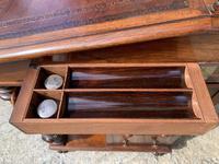 Regency Rosewood Davenport Desk (15 of 26)