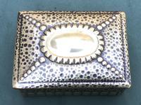 Art Nouveau Brass Trinket / Jewellery Box (2 of 5)