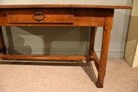 Farmhouse Table 18th Century French Provincial Cherry Wood (4 of 7)