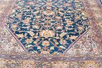 Fine antique Sultanabad carpet 365x263cm (3 of 5)