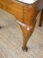 Pair of Early 18th Century Oak Chairs (3 of 7)