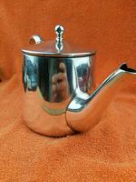 Silver Plate Sheffield Teapot - Gladwin Ltd c.1930 (4 of 10)