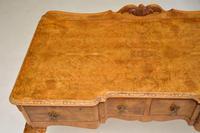 Antique Burr Walnut Server Side Table (5 of 11)