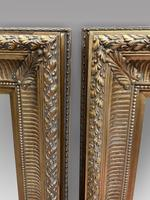 Pair of Large Wall Mirrors with Bevelled Plates (3 of 3)