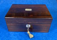 Victorian Rosewood Jewellery Box (2 of 10)