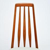 Set of 8 Danish Teak Vintage Dining Chairs by Nil Kofoed (8 of 11)