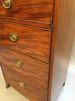 George III Pillar Chest of Drawers (9 of 12)