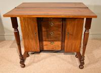 Queen Anne Bachelors Dressing Chest (6 of 12)
