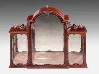 Late 19th Century Hanging Display Cabinet (4 of 6)